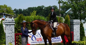 Equestrian Sportsmanship
