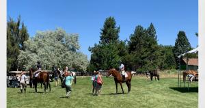 Horse Show Parents